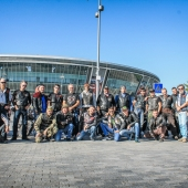 27.09.2015 Закрытие сезона Warriors of the Wind MC Donetsk