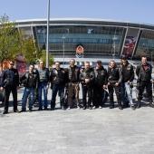 29.04.2017. Открытие сезона Warriors of the Wind MC Donetsk