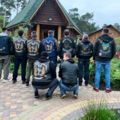 11.05.19 Открытие сезона Warriors of the Wind MC Nomads