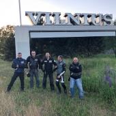 9.06.2019-16.06.2019 Baltic Run. Warriors of the Wind MC